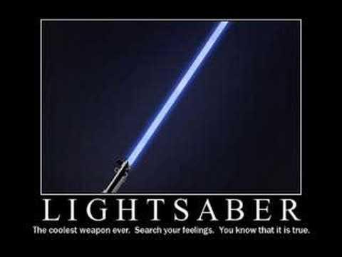 Amazing Lightsaber Sound Effects!!!!!!!!
