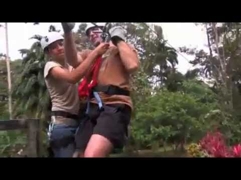 Zip Line Canopy Tour - Greenway Tours