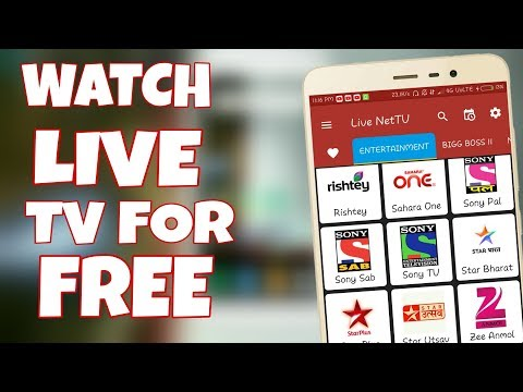 How To Watch Live TV On Android - Watch Big Boss 11 Live