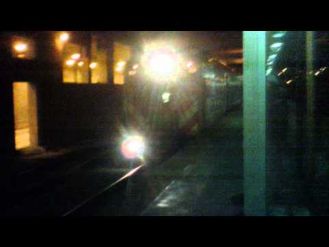 Metra Electric Highliners departing McCormick Place