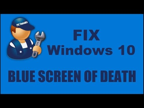 How to Fix Blue Screen of Death on Windows 10