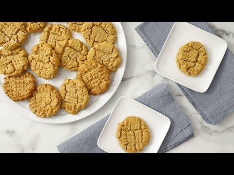 Easy Peanut Butter Cookies- Martha Stewart