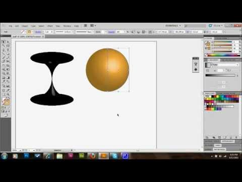 Illustrator Tutorial 3d Multicolor Ball   Glazefolio Design Blog