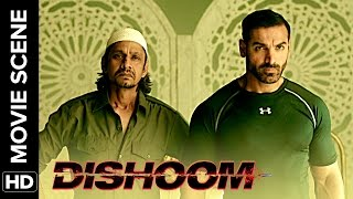 Ye Arabiyon Ka Dongri Hai | Dishoom | Movie Scene
