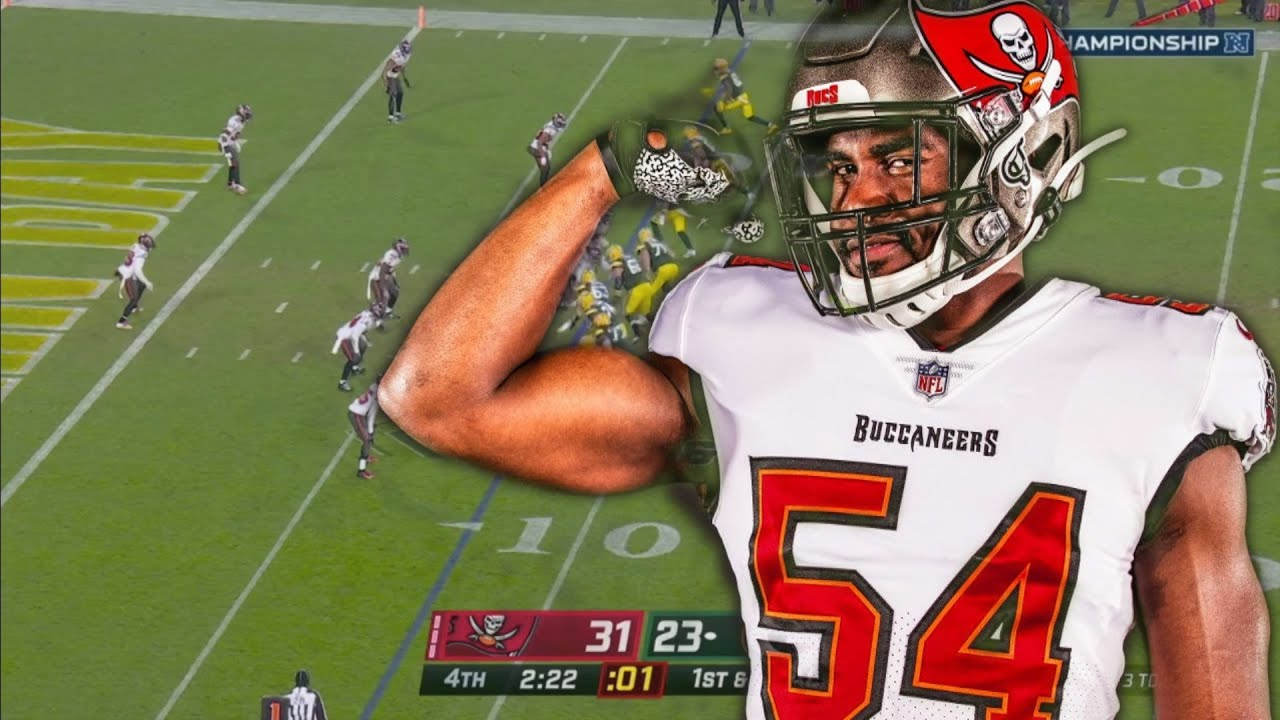 Hook Cam: CLUTCH: The Tampa Bay Buccaneers defense came up huge vs the Green Bay Packers