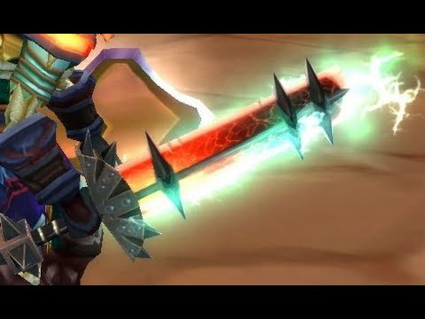 Best WoW Transmog Weapons Ep.1 The Suneater