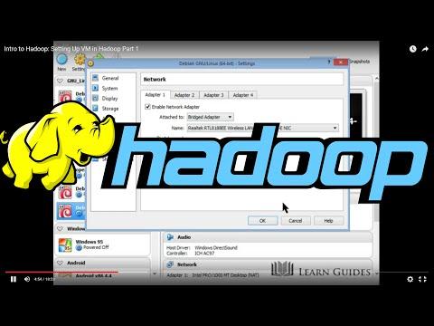 Intro to Hadoop: Setting Up VM in Hadoop Part 1