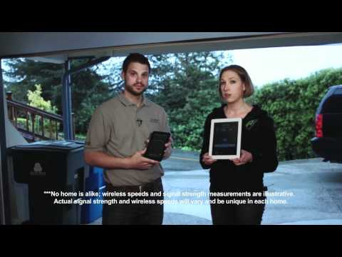 Charter Communications into to Wifi