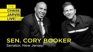 Why Creativity Is The Key To Leadership w/ Sen. Cory Booker | Chase Jarvis LIVE