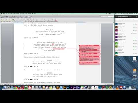 How to Redline in Microsoft Word in OSX