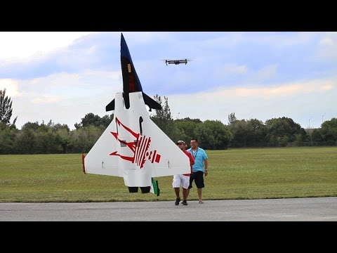 EPIC RC Jet 3D Flying