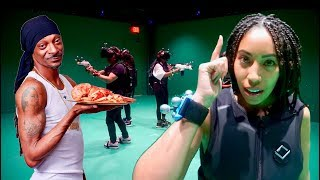 Chia FREAKS OUT  + 20 lb Lobster Drunk Time Snoop Dogg Party