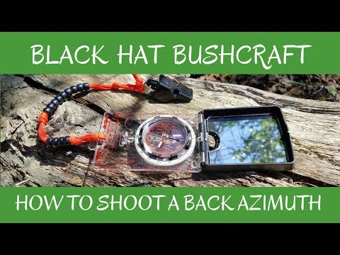 Compass Basics PT2: How to Shoot a Back Azimuth (Back Bearing)
