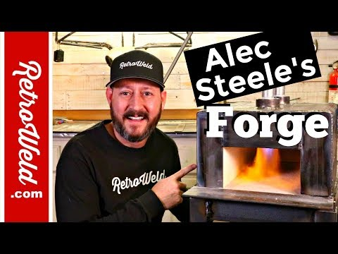 🔴 I Built Alec Steele's Forge!