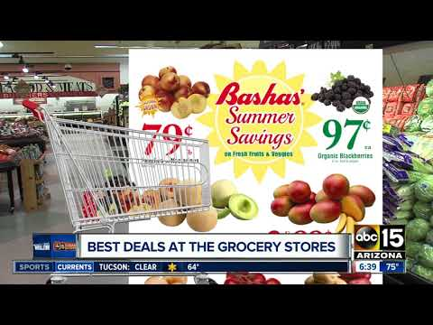 Best deals at the grocery store this week