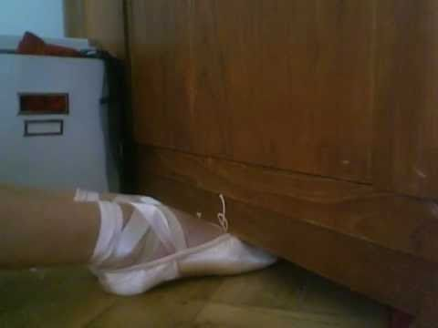 how to improve you're arch a.k.a  pointe