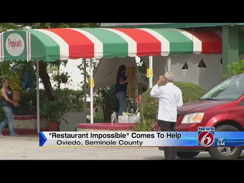 Restaurant Impossible comes to help Oviedo restaurant