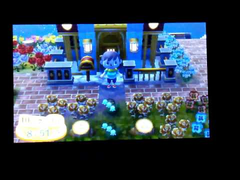 Animal Crossing New Leaf: All Gold Tools