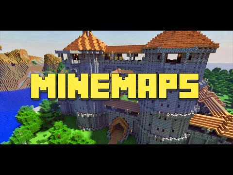MineMaps: Maps for Minecraft PE Android