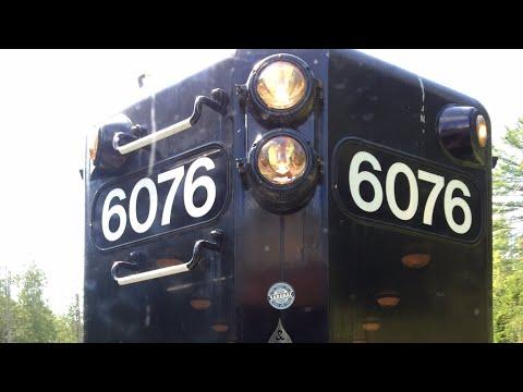 Adirondack Scenic Railroad Lake Placid hookup
