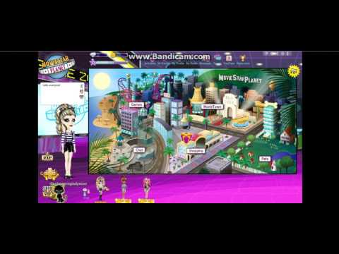 NEW LOOK! // HOW TO MAKE A COOL MOVIE ON MSP // DRESS UP