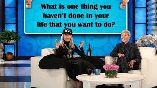 Diane Keaton Answers Ellen