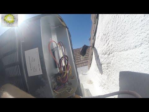 Hat Thief Wind Air Conditoner Maintenance Repair Bringing Back The Caps