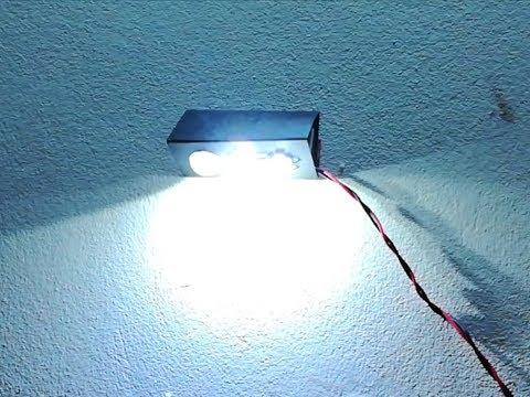 How To Make A Motion Sensing Light Using PIR Sensor