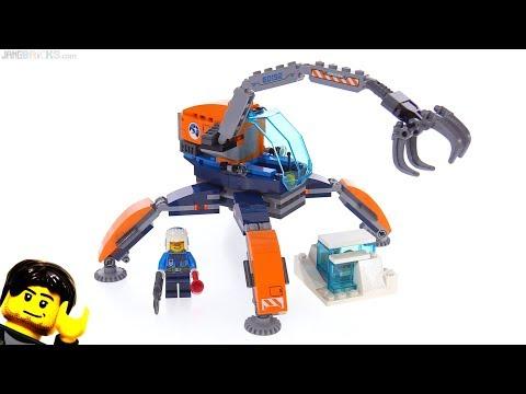 LEGO City Arctic Ice Crawler review! 60192