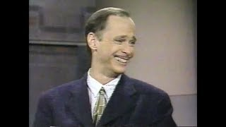 John Waters on Late Night, Part 3 of 3: 1987-1992