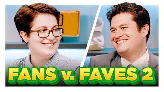 What Genie and Abu Have in Common (Fans vs. Faves Pt. 2)
