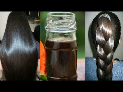गंजेपन व् सफ़ेद बालों का अचूक उपचार घर पर बने तेल से / Homemade Hair Oil for Baldness, White hair