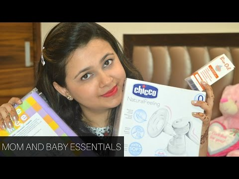 New Mom and Baby Essentials | Easily Available in India |  theitgirlbymj