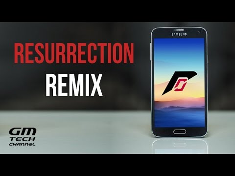 Resurrection Remix Nougat for Galaxy S5 (KLTE)(Android 7.1.1)