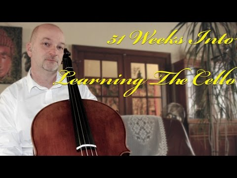 51 Weeks Into Learning the Cello
