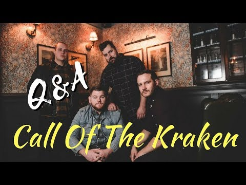 Call Of The Kraken // Q&A // Shropshire Rock & Pop Covers Band