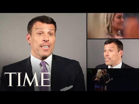 Tony Robbins: How To Be A Better Person | TIME