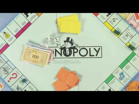 Monopoly - Electronic Banking Edition - TV Toy Commercial - TV Spot - TV Ad - Hasbro - 2011