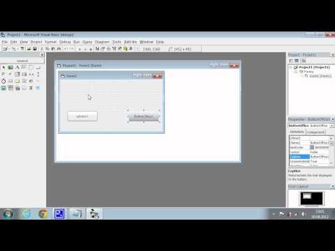Visual Basic 6.0 OCX Nasıl Eklenir?