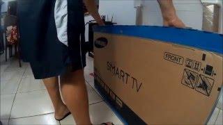 Instalando A Tv...