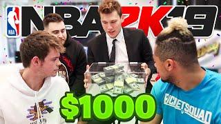 ULTIMATE $1000 2HYPE NBA 2K19 TOURNAMENT!