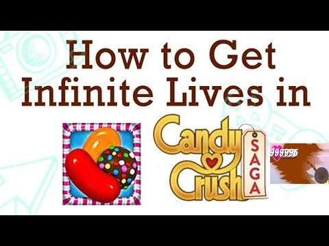 how to get unlimited lives in candy crush saga Without any software no root [100%proof] [Hindi/Urdu]