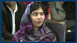 Malala Yousafzai | Education for All | Oxford Union