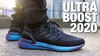 Adidas ULTRABOOST 20 Review & On Feet