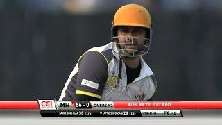 Aftab hits a sensational innings