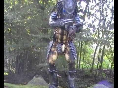 Predator costume,Kostüm