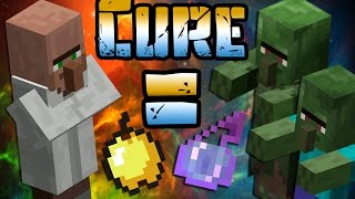How To Cure A Zombie Villager In Minecraft 1112