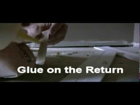 Mitred Returns For Baseboard Movie (End Returns)