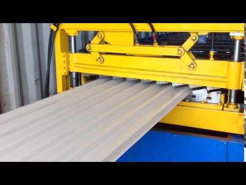 Heal Steel Machine 2   Heal Steel Fencing   Colorbond® Steel