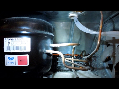 Refrigerator Coil Cleaning